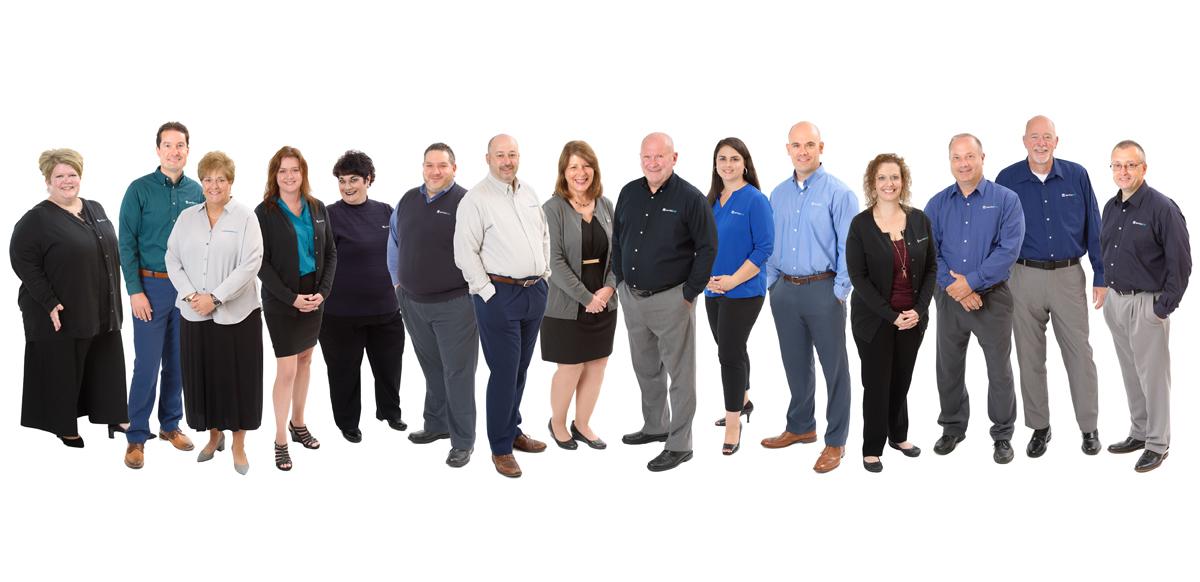 Leadership group photo